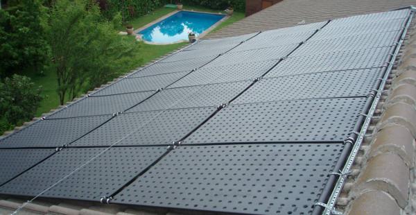 Collettori solari prealpipool costruzione vendita e - Pannelli solari per piscina ...